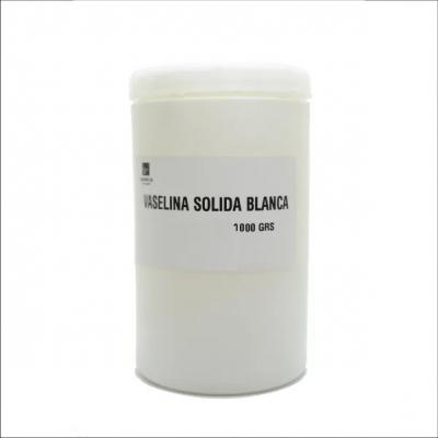 Vaselina Blanca Solida Industrial X 1 Kilo