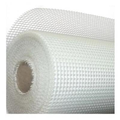 Rollo De Malla Para Revoque O Yeso Fiber Glass 10x10 110 Grs 1x50mts