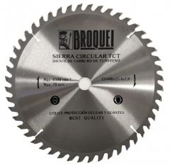 Sierra Circular Broquel 12pulg 48t 25,4mm Max 4500rpm