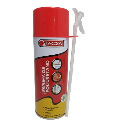 Sellador Espuma De Poliuretano X 500ml Tacsa