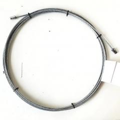 Destapa Cañeria Largo 10 Mts. Diam 6.25mm Cable De Acero