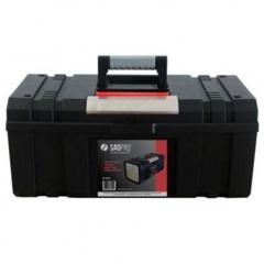 Caja Plastica Premium 20 Pul Tool Box Cierre Metalico 30153