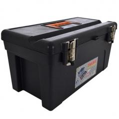 Caja Plastica 20 Pul Tool Box Cierre Metalico Cf38