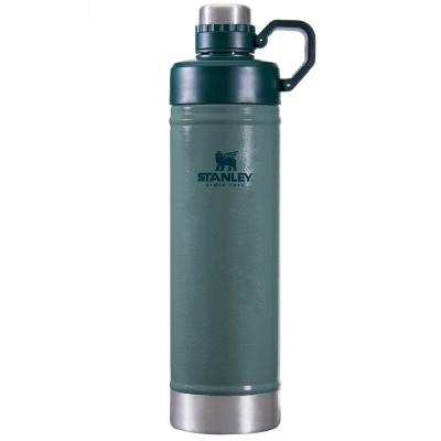 Botella Termica Verde Acero Inox. 1lt  Stanley 2283.018