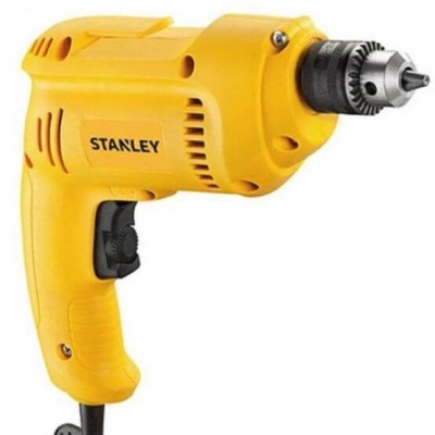 Taladro Stanley 550w 10mm 0-2800 Vel.var Stdr5510-ar