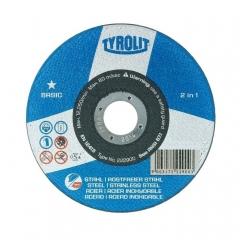 Disco Desbaste Tyrolit Basic 115x6mm