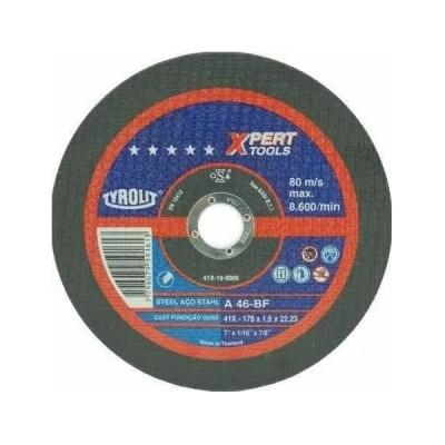 Disco Corte Tyrolit Xpert 180x1,6mm