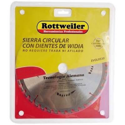 Sierra Circular Con Dientes De Widia 230 Mm X 30d Evol0480