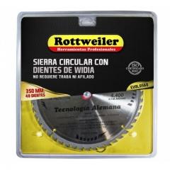 Sierra Circular 14pulg 48dts Rottweiler Evol0560