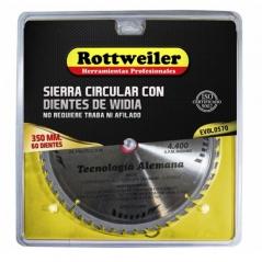 Sierra Circular 14pulg 60dts Rottweiler Evol0570