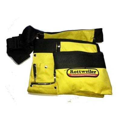 Porta Herramientas N°3 Con Cinturon Y 2 Nolsillos Grandes