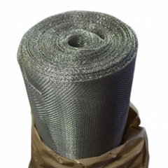 Tejido Mosquitero Aluminio De 1,00mts X 25 Metro