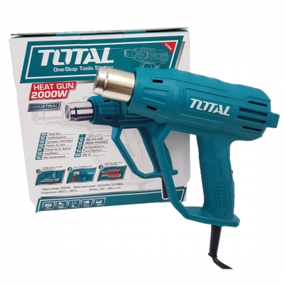 Pistola De Calor Total Tb1206 Potencia 2000w (tb20036-4)