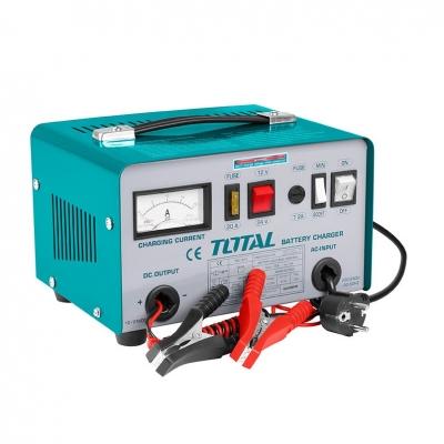 Cargador De Baterias 12/24v Total Tbc1601