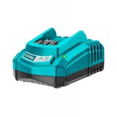 Cargador De Bateria 20 V Industrial Total Tfcli2001-4