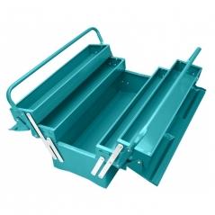 Caja Metalica P/herramientas 3 Pisos Total Tht10701