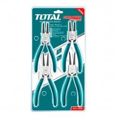 Kit  De Cuatro Pinzas Seeger Total  Tht114041