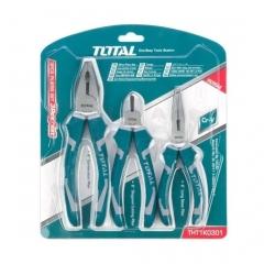 Kit De Tres Pinzas Total Tht1k0301