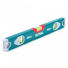 Nivel De Aluminioá 40cm 3 Gotas Total Tmt24016