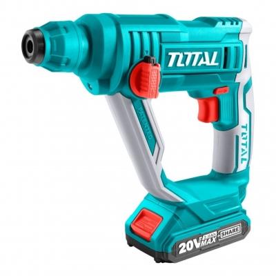 Martillo Rotatorio 20 V Industrial Total Trhli1601