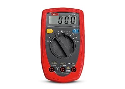 Multímetro Digital Autorango Uni-t Ut33a 096-1020