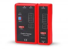 Tester Para Cables De Red Rj45 Y Telefono Rj11 Uni-t Ut681l 096-1284