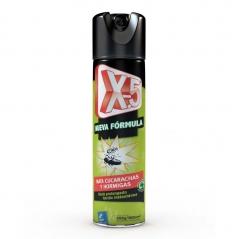 Insecticida Mata Cucarachas, Hormigas Y Arañas X-5