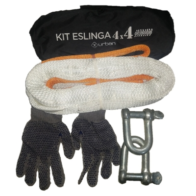 Kit 4x4 Eslinga 9mtx50mm Gtes 5/8 X-urban 50170112